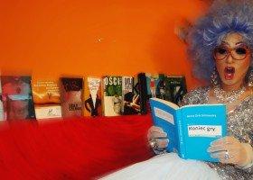 Kim Lee o wątkach drag queen w literaturze polskiej