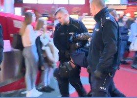 Atak nożownika w Szczecinie
