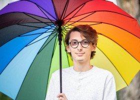 Przygotował listę szkół przyjaznych LGBT, jest nominowany do Stołka!