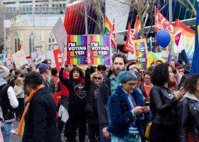 Australia: referendum o równości małżeńskiej miało zły wpływ na psychikę osób LGBTQ
