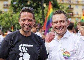 Co z kartą LGBT w Warszawie?