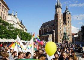 Kiedy krakowski Marsz Równości? 18 maja!