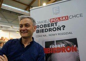 Dziś poznamy program i nazwę nowej partii Biedronia