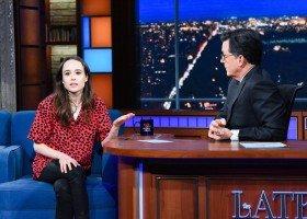 Ellen Page ze łzami w oczach krytykuje Mike'a Pence'a