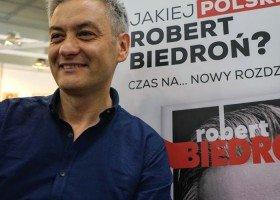 Biedroń nadaje się na premiera? Wg Polaków bardziej niż Schetyna i Kaczyński