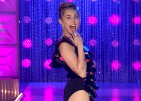 Miley Cyrus jurorką w RuPaul's Drag Race
