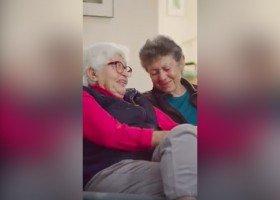 Krótkometrażowy film o kobieco-kobiecej parze z 47-letnim stażem