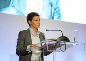 Partnerka premierki Serbii urodziła syna