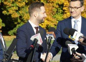 Patryk Jaki chce w Parlamencie Europejskim walczyć z... LGBT?