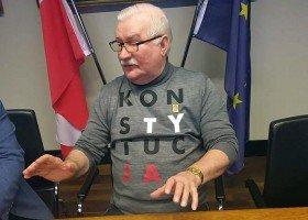 Wara od naszych dzieci? Wałęsa odpowiada Kaczyńskiemu