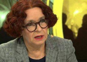"""Elżbieta Kruk myśli, że """"Polska będzie regionem wolnym od LGBT"""""""