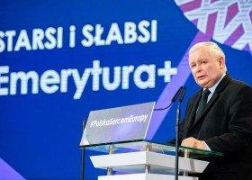 Kaczyński: LGBT i gender zagrażają narodowi