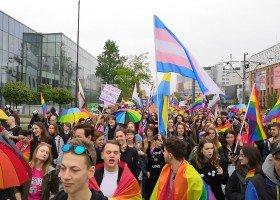 Ulicam Łodzi przeszedł IX Marsz Równości