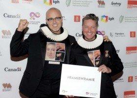Zaręczyli się w Polsce, by wesprzeć społeczność LGBT