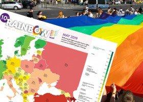 Prawa LGBT? Polska znowu na przedostatnim miejscu w Unii Europejskiej