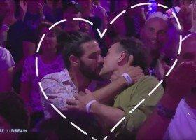 Męsko-męskie pocałunki w TVP?