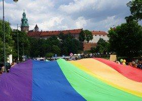 Na żywo: Marsz Równości w Krakowie