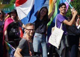 Raj w Krakowie - 15 Marsz Równości