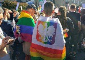 Oliwa do ognia: nie liczcie na LGBT