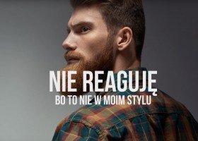 """Nowa kampania społeczno - edukacyjna: """"Po prostu reaguj"""""""
