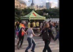 Tańczyli przeciw homofobii!
