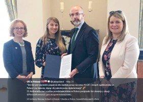 List otwarty Ambasadorów z okazji Parady Równości