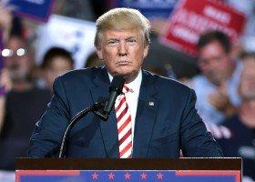 Donald Trump po raz pierwszy o Miesiącu Dumy