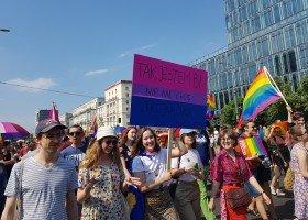 Ruszyła Parada Równości w Warszawie