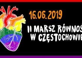 W sobotę i niedzielę odbędą się Marsze Równości w Olsztynie i Częstochowie!