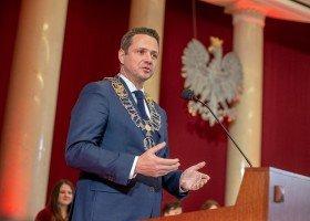 Trzaskowski: Parada Równości może liczyć na patronat w przyszłym roku