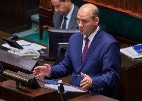 Wiceminister MSZ: w Polsce osoby homoseksualne nie są w żaden sposób prześladowane