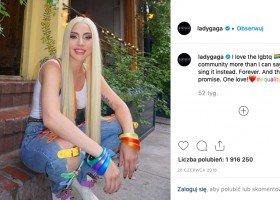 Lady Gaga: pytajcie ludzi o ich zaimki