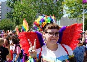 Marsz Równości w Opolu - bardzo dużo zdjęć!