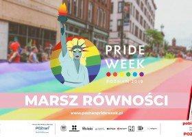 XVI Marsz Równości w Poznaniu już w sobotę!