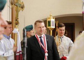 Wojewoda lubelski: nie walczę z LGBT, tylko z ich aspołeczną ideologią