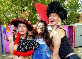 Tęczowy Madryt i Madrid Pride 2019 (tak było)
