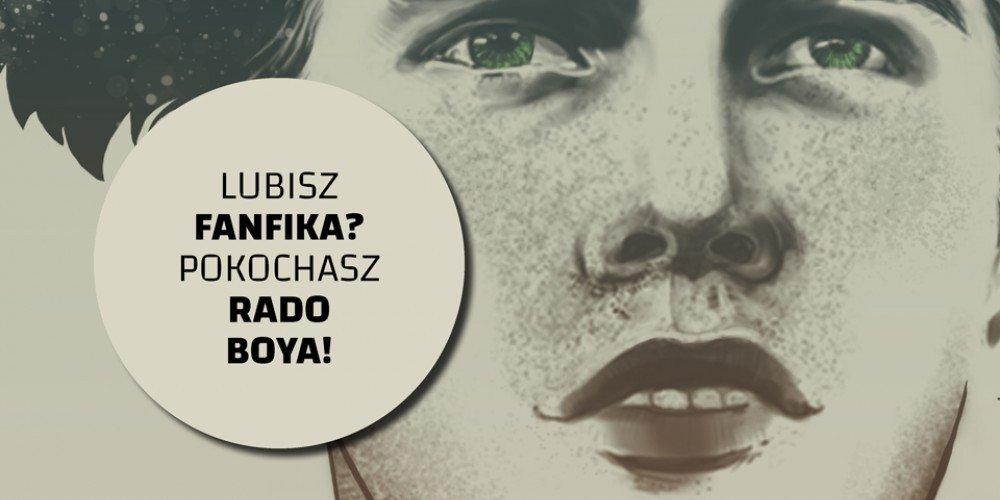 """Krakowskie spotkanie promocyjne książki """"Rado Boy"""" już w czwartek!"""