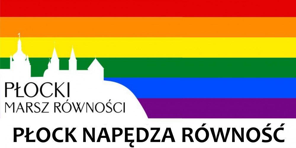 Płock będzie miał swój Marsz Równości!