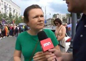 """""""W Polsce ogromny procent dzieci jest wychowywany przez pary jednopłciowe - mamę i babcię!"""""""