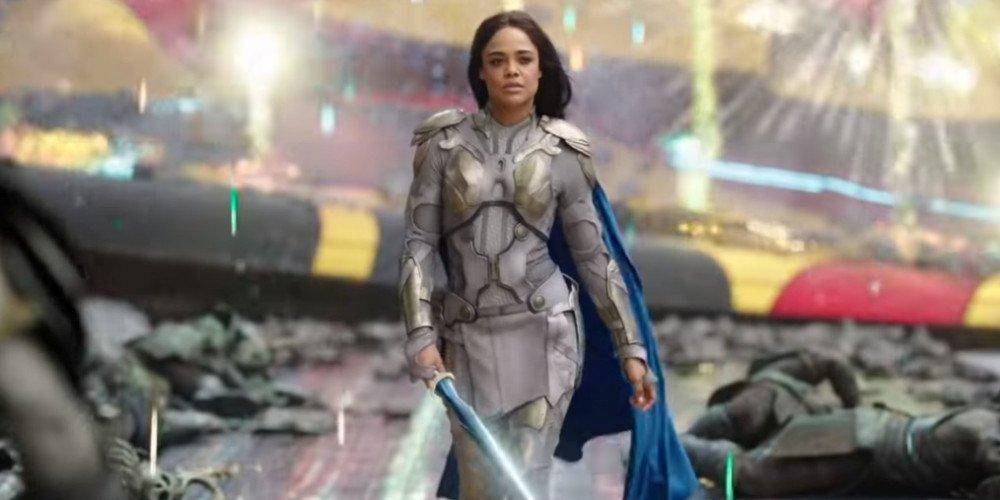 """To oficjalne: biseksualność Valkyrie będzie widoczna w nowym """"Thorze"""""""
