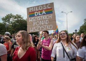 Czy papież spotka się z polskimi osobami LGBT?