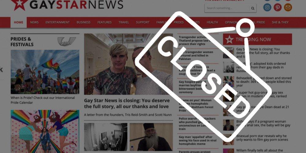 Oliwa do ognia: umieranie portali LGBT