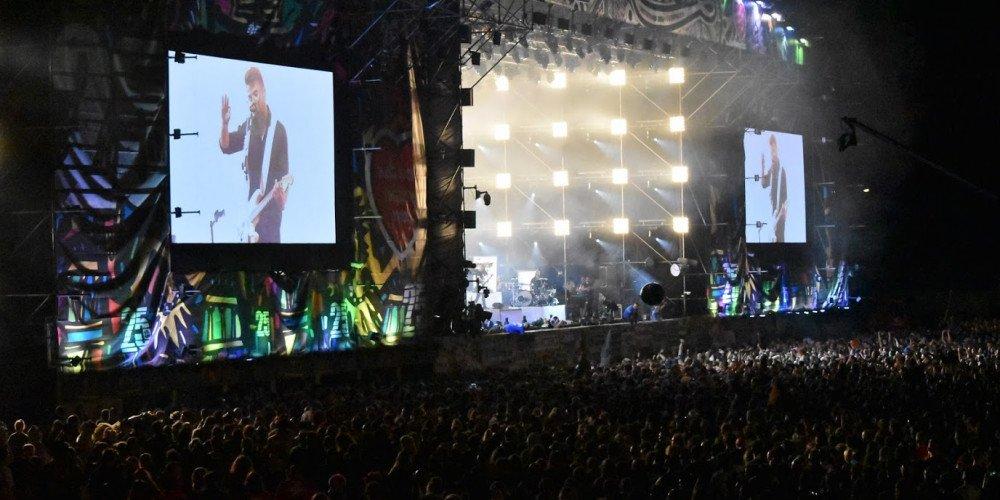 Mnóstwo sojuszniczych gestów na największym festiwalu muzycznym w Polsce