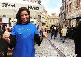 """Joanna Mucha z PO: nie ma czegoś takiego jak """"ideologia LGBT"""", są ludzie"""