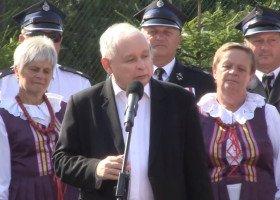 """Kaczyński uważa, że sądy są pod wpływem """"ideologii LGBT"""""""