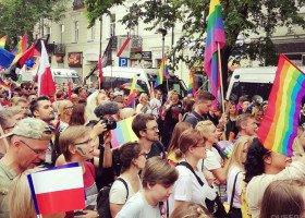 Po Marszu Równości prezydent Płocka chce wprowadzić do szkół lekcje tolerancji