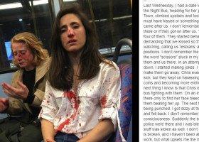 Londyn: sprawcy brutalnego pobicia pary kobiet nie przyznają się do winy