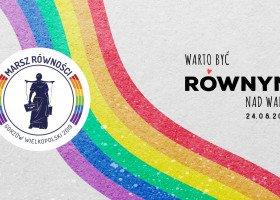 Jutro odbędzie się pierwszy Marsz Równości w Gorzowie Wielkopolskim!