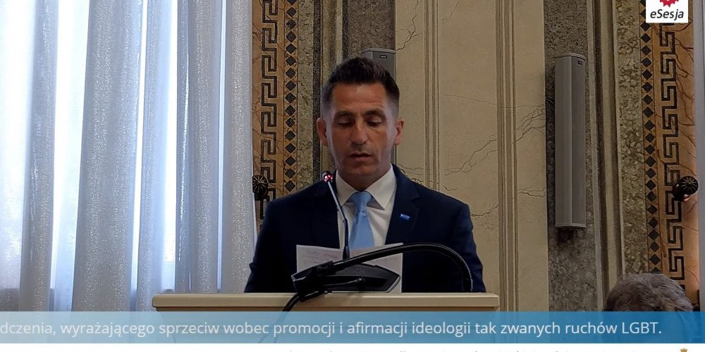 """Rada Przemyśla przeciwna """"promocji LGBT"""""""