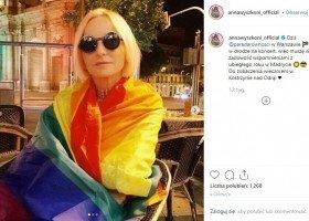 Anna Wyszkoni: osoby LGBT z agresją mierzą się na co dzień